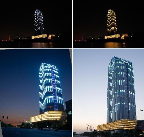 高的建筑,与广州塔