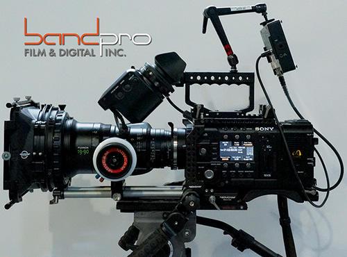 索尼发布f5和f55大尺寸传感器摄像机的4.0版固件升级