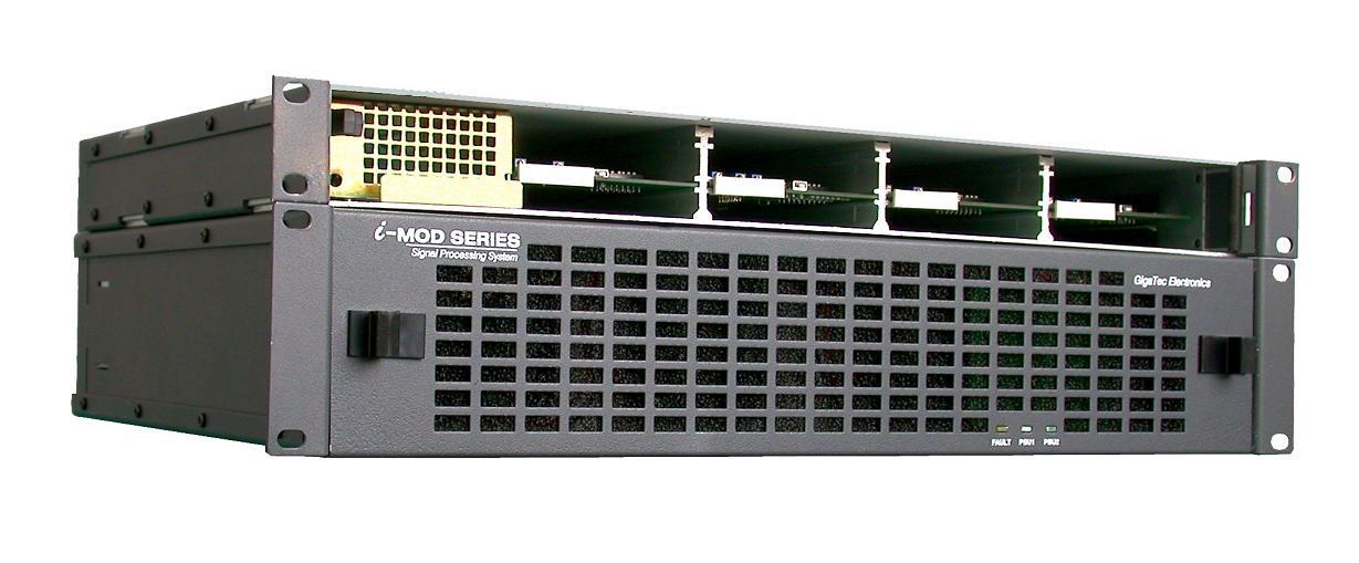I-Mod智能化,模块化信号处理平台
