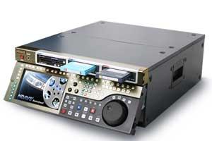 高标清多格式线性编辑录像机