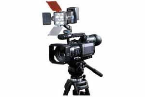 LED便携摄像灯