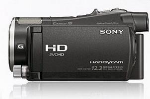 索尼高清闪存数码摄像机HDR-CX700E