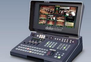 Datavideo SE-600八组模拟信号切换台