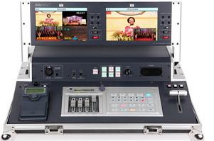 洋铭HS-550便携式演播室