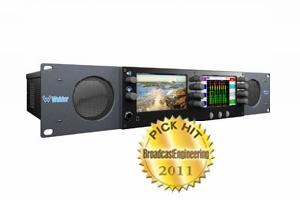 模块化16通道音视频监视器