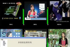 多画面监测系统