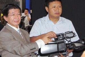 索尼台HSC-E80高清系统摄像机