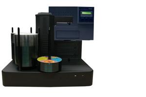vinpower全自动打印刻录系统