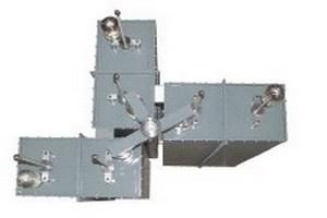 意大利RVR FTCSDC2 2KW+2KW+2KW星型三工器