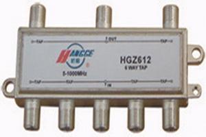 高隔离度六分支 网络传输设备