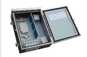 不锈钢挂墙式光缆交接箱