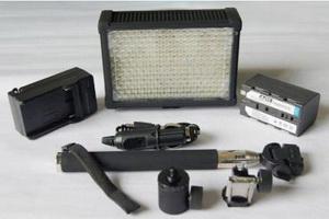 多功能可调光新闻摄影灯ADX-LED-3256A型