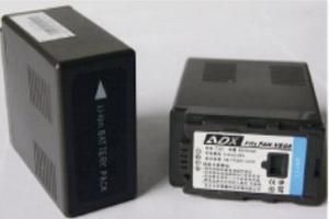 广播级摄像机专用电池