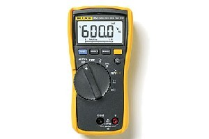 Fluke 114 电气测量万用表