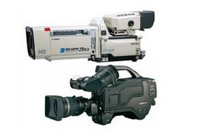 多格式14bit全数字高清摄像机