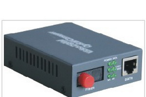 10/100M光纤收发器