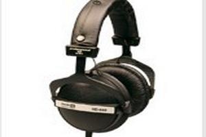 专业录音棚监听级耳机