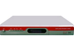 东升标准型数字机顶盒