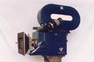 65毫米8齿孔电影摄影机
