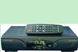 DVB-C数字有线电视机顶盒
