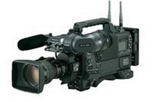 专业摄像机AJ-D908
