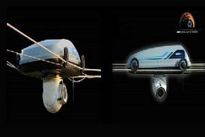 UF shuttle pro- 双线大型飞梭运动拍摄系统