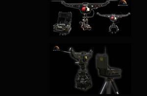UF shuttle II – 单线轻型飞梭运动拍摄系统