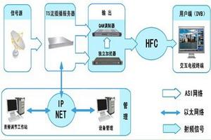数字电视TS流字幕插播系统