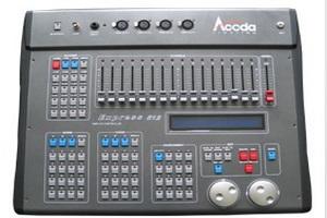 512电脑灯控台