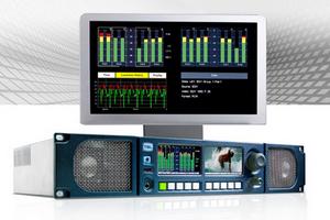 多声道音频监控平台