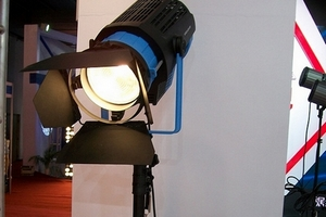 无噪声LED聚光灯