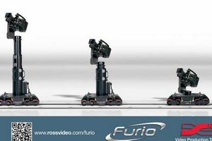 机器人摄像机控制系统