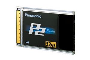 松下32GB半导体存储卡