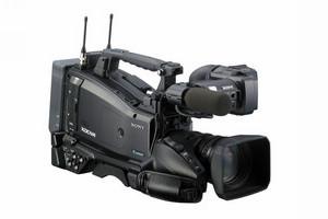 PMW-580肩扛式存储卡摄录一体机
